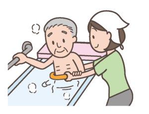 秋田訪問入浴イメージmoreコラムページ
