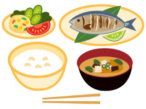 食事アドバイス高齢介護秋田食卓moreイメージ