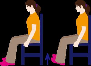 秋田介護転倒予防体操自宅で椅子で
