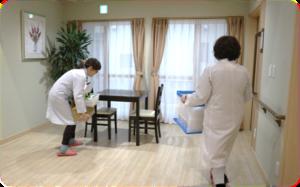 秋田市薬局介護施設デイサービス